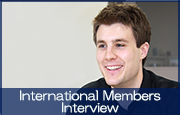 International Members Interview
